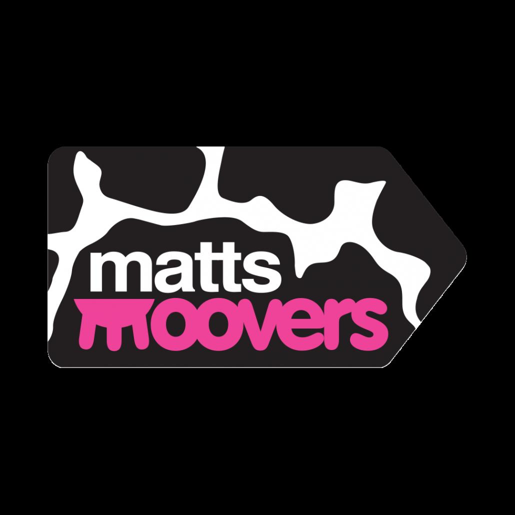 get fletch client matt's moovers logo