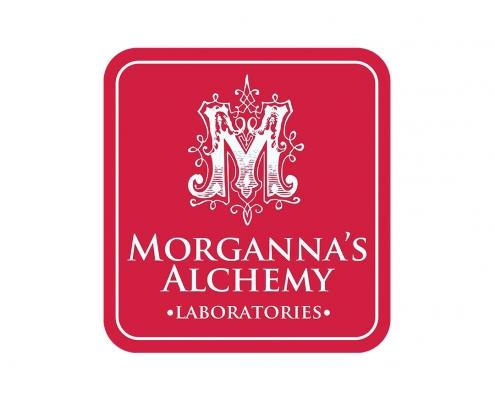 get fletch client morganna's alchemy logo