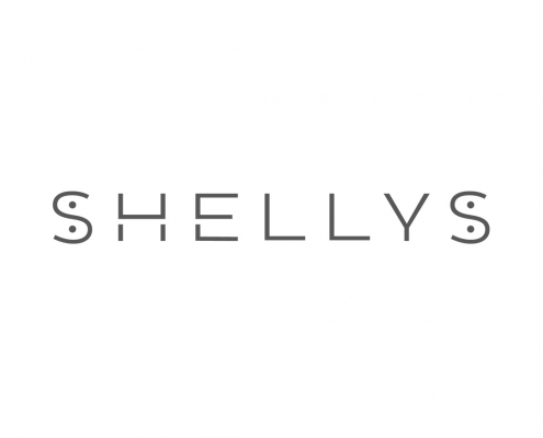 get fletch client shelly's drinks logo