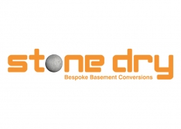 get fletch client stone dry logo